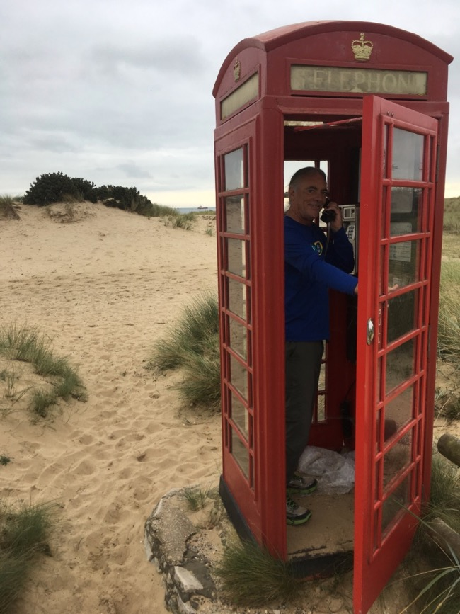 Isle of Purbeck Phone Booth