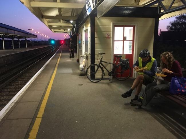 Train Station, Wareham